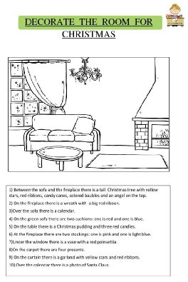 decorate the room for Christmas.pdf