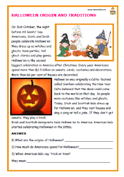 HALLOWEEN ORIGIN AND TRADITIONS by me.pdf