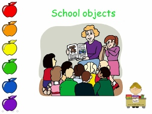 school objects  lessico.ppsx