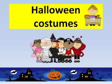 Halloween costumes BY ME.ppsx