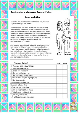 read color and true ore false Jane and Alex-.pdf
