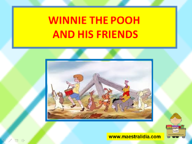 WINNIE THE POOH BY ME.ppsx