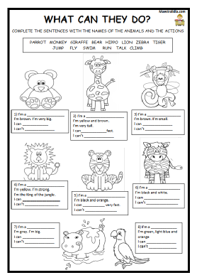 grammar revision - animals - can  13-7-2020.pdf